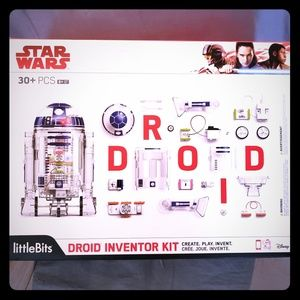 Star wars Droid inventor kit New, sealed